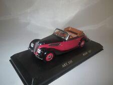 """DetailCars  BMW  327  Cabrio  (rot/schwarz)  """"1941"""" 1:43 OVP !"""