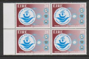 Ireland - 1992, Galway Chamber of Commerce Block of 4 - MNH - SG 839
