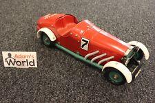 Märklin Mercedes-Benz SSK Rennwagen 1:12 (?) #7 Metal Clockwork Racer