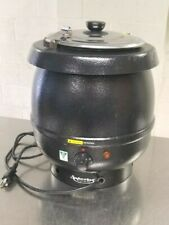 Superior Chili Cheese Soup Kettle Restaurant 400w 105 Quart Electric Warmer