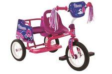 Eurotrike Bike Tandem Trike Princess Two Kids Can Ride Together