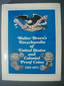 Book-Walter Breen's Encyclopedia United States & Colonial Proof Coins