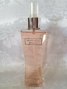 Bath & Body Works Butterfly Flower Fragrance Mist 8 oz Original New
