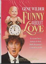 FUNNY ABOUT LOVE - GENE WILDER - NEW & SEALED REGION 4 DVD