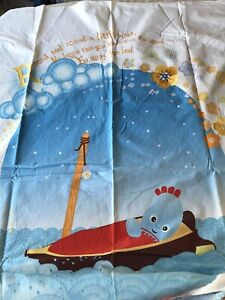 In The Night Garden Iggle Piggle Toddler Bed Duvet Cover & Pillow Case Set