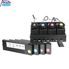 UV CISS Bulk ink System (4x4) for Roland LEF / Mimaki / Mutoh UV Flatbed Printer