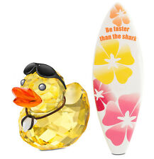 1096743 Swarovski Happy Ducks 2011 Sunny Steve Retired Add to Your Collection
