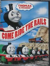 Thomas the Tank Engine - Come Ride the Rails NEW DVD Free Shipping !