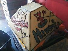 Vintage Brewerania Beer Poker Light shade Pabst Miller Hamms Schlitz RETRO pool