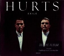 HURTS Exile Deluxe - CD + DVD - OVP / Factory Sealed