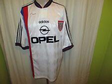 "Fc Bayern Munich original adidas UEFA-Cup vencedor camiseta 1996 ""Opel"" talla XL Top"