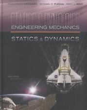 Engineering Mechanics : Statics and Dynamics by Michael E. Plesha, Gary L....