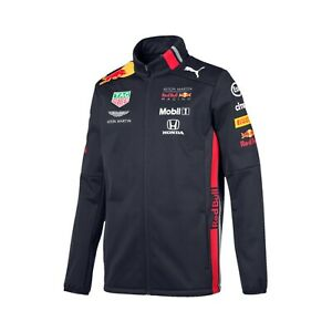 Aston Martin Red Bull Racing Collection - 2019 Team Softshell Jacket