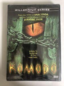 Komodo Dvd In OVP Originalton Originalfassung Originalversion