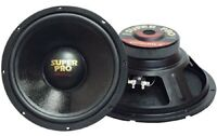 """NEW 8"""" Woofer Speaker.Home & Car Audio Sound.eight inch woofer.8  ohm.Mid Bass."""