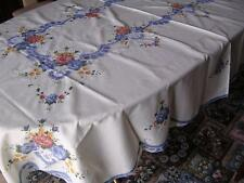 Unbranded 100% Polyester Floral & Nature Tablecloths