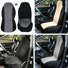1PC Vechile Car Protector Waterproof Anti-Dust Cushion Covers Black&Gray Stylish