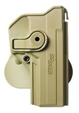 Z1060 IMI Defense Tan RH Roto Holster for Sig Sauer P250 Full size 9mm,.40,357