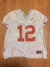 Clemson Tigers Football Jersey Practice Authentic Player-Issued #12-Nike, sz XXL