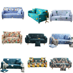 Modern 1-4 Seater Sofa Cover Elastic Stretch Slipcover Couch Protector Covers