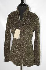 AUTH $395 Burberry Brit Women Corduroy Shirt XS
