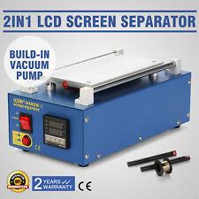 """7"""" Vacío Móvil LCD de Pantalla Táctil Separador Reparación Bomba Precalentador"""
