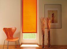 Gardinia Easyfix Rollo Jalousie 31304 orange transparent 90 x 210 Sonnenschutz