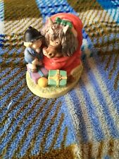 Thelwell 4 Hooves For Christmas Figure