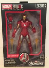 Marvel Legends Marvel Studios First Ten Years IRON MAN Mark VII #3 Hasbro MIB