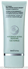 Liz Earle Skin Repair MOISTURISER 50ml Tube For Normal/Combination Skins