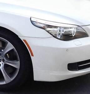 Genuine BMW E60 E61 LCI 528i 535i xDrive 535xi 550i 08-10 Front Right Reflector