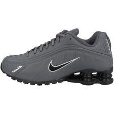 Nike Shox R4 GS Schuhe Retro Sneaker Turnschuhe Laufschuhe grey black CU1721-001