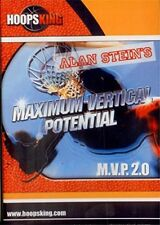 ALAN stein. MVP MAXIMUM Vertical potencial 2.0 - REBOTE BALONCESTO DVD
