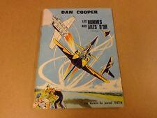 BD EO 1970 / DAN COOPER - LES HOMMES AUX AILES D'OR