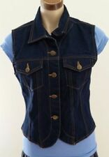 Waist Length Machine Washable Vests for Women