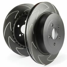 EBC Rear BSD Slotted Performance Brake Discs (Pair) - BSD1501