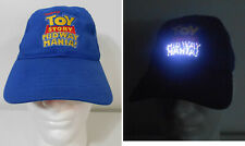 2008 Disney World Toy Story Midway Mania OPENING DAY HAT Youth Baseball LIGHTS!