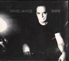 Daniel Lanois CD Shine Nuovo Sigillato Digipack