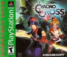 NEW Chrono Cross  (Sony PlayStation, 2000) NTSC