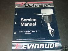1988 OMC COLT/JUNIOR THRU 8 HP SERVICE MANUAL NICE