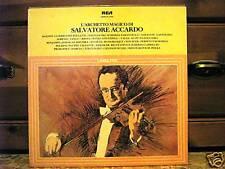SALVATORE ACCARDO-L'ARCHETTO MAGICO-VINILE NUOVO MINT