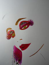 DREAMING OF YOU (Collection) >  Modern, Mexican POP ART, Original Painting