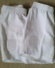 2 pairs Umbro England Shorts 1BNWT  1 new without tags