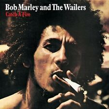 Bob Marley: Catch A Fire (remastered) - CD