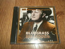 BILL MONROE - BLUEGRASS BREAKDOWN - CD ALBUM UK FREEPOST