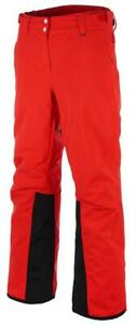 Planks All-time Insulated Womens Pants Hot Red
