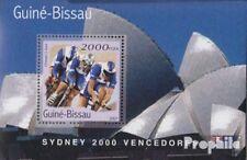 Guinee-Bissau  postfris MNH 2001 Kampioenen Olympia 2000