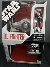 unopened 30th anniversary star wars white IMPERIAL TIE FIGHTER 2007 HASBRO