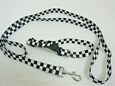 Vans Shoes Checkerboard collectible Dog Leash Dog Collar set NEW Ships Free