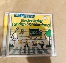 Die 30 Besten Kinderlieder für den Schulanfang von Simone Sommerland & Die...